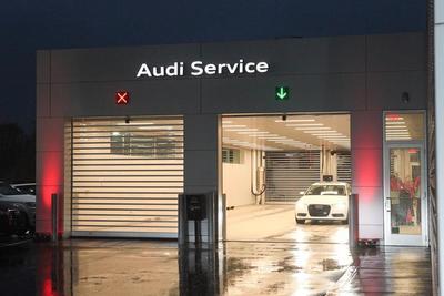 Audi Indianapolis Image 1