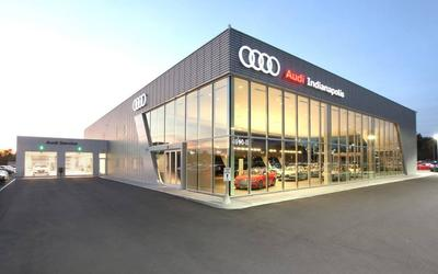 Audi Indianapolis Image 4