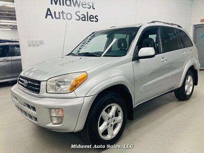 Toyota RAV4 2002 for Sale in Eden Prairie, MN