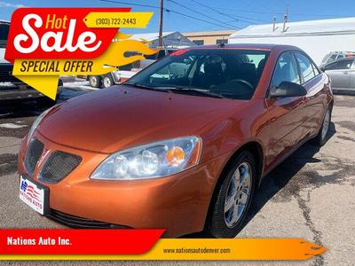 Pontiac G6 2005 for Sale in Denver, CO