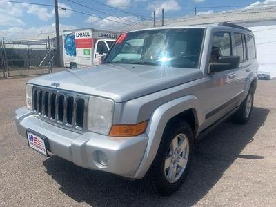 2007 Jeep Commander Sport image