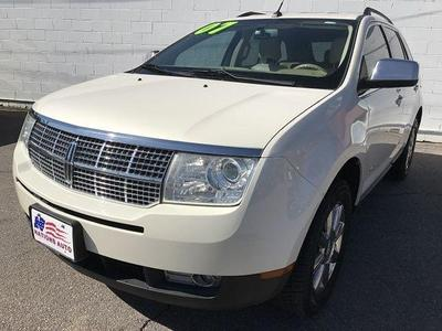 2007 Lincoln MKX  image