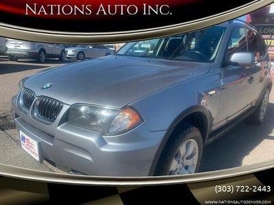 BMW X3 2006 a la venta en Denver, CO