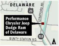 Performance Chrysler Jeep Dodge Ram Delaware Image 1