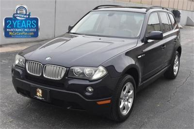 2007 BMW X3 3.0si for sale VIN: WBXPC93407WF15862
