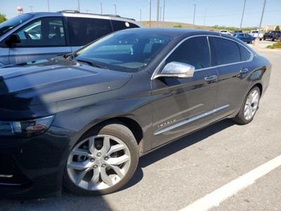 2015 Chevrolet Impala LTZ for sale VIN: 1G1165S36FU132259