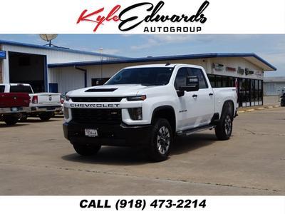 Chevrolet Silverado 2500 2021 for Sale in Checotah, OK