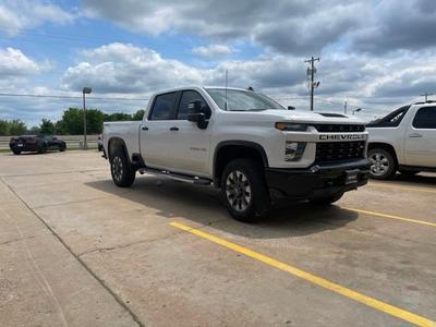 Chevrolet Silverado 2500 2021 for Sale in Checotah, OK