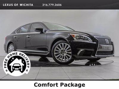 Lexus LS 460 2017 a la venta en Wichita, KS