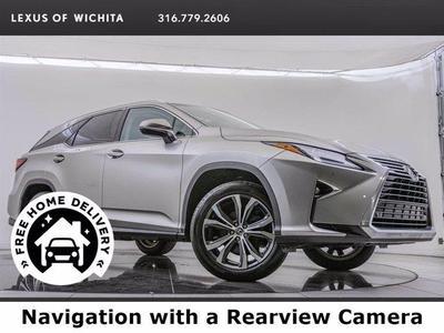 Lexus RX 350L 2018 a la venta en Wichita, KS