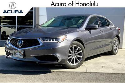Acura TLX 2018 for Sale in Honolulu, HI