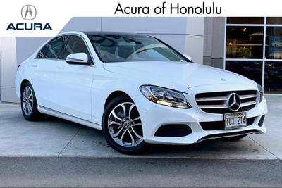 Mercedes-Benz C-Class 2017 for Sale in Honolulu, HI