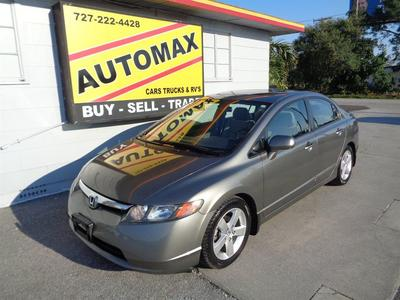 2007 Honda Civic EX for sale VIN: 1HGFA16857L130487