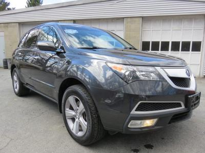 2013 Acura MDX 3.7L Technology for sale VIN: 2HNYD2H31DH510712