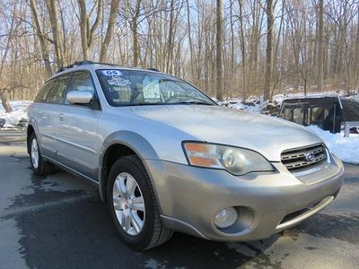 2005 Subaru Outback 2.5 i Limited for sale VIN: 4S4BP62C657393673