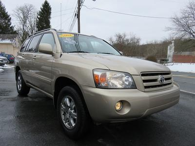 2004 Toyota Highlander  for sale VIN: JTEEP21A240059766