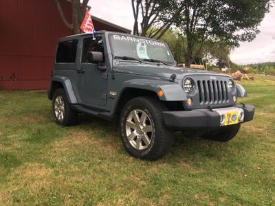 Jeep Wrangler 2014 for Sale in Spencer, MA