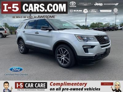 Ford Explorer 2018 for Sale in Chehalis, WA
