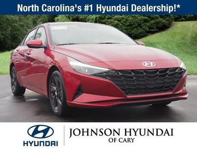 Hyundai Elantra 2021 a la venta en Cary, NC
