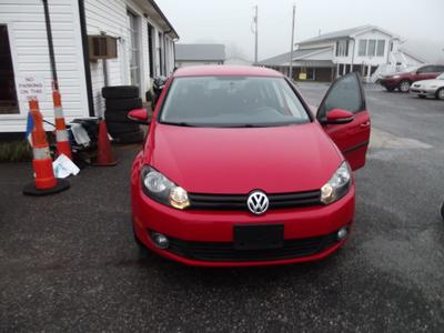 2011 Volkswagen Golf TDI for sale VIN: WVWDM7AJ1BW289525
