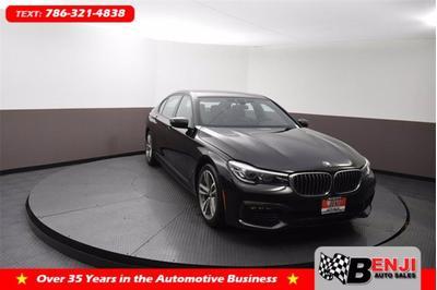 BMW 740 2019 a la Venta en Hollywood, FL
