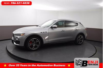 Maserati Levante 2017 for Sale in Hollywood, FL