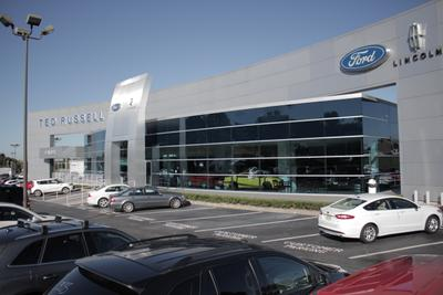 Ted Russell Ford Lincoln Kingston Pike Image 6