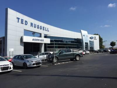 Ted Russell Ford Lincoln Kingston Pike Image 7
