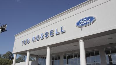 Ted Russell Ford Parkside Drive Image 2