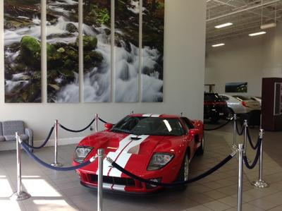 Ted Russell Ford Parkside Drive Image 6