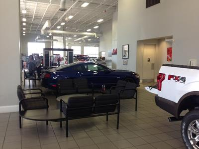 Ted Russell Ford Parkside Drive Image 8