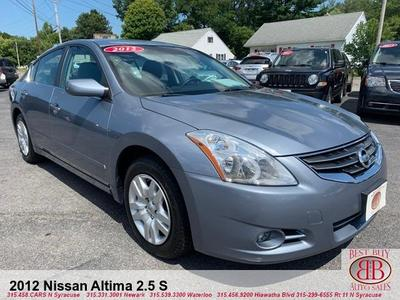 Nissan Altima 2012 for Sale in Syracuse, NY