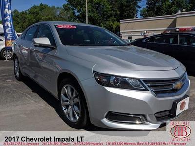 Chevrolet Impala 2017 for Sale in Syracuse, NY