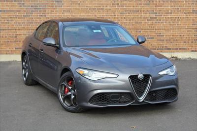 2019 Alfa Romeo Giulia Ti for sale VIN: ZARFANBN7K7603864