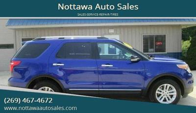 Ford Explorer 2013 for Sale in Nottawa, MI