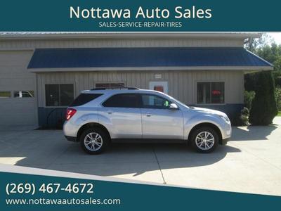 Chevrolet Equinox 2017 for Sale in Nottawa, MI