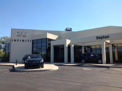 Evans Infiniti of Dayton Image 1