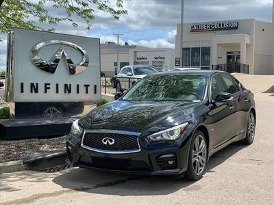 INFINITI Q50 HYBRID 2014 for Sale in Dayton, OH