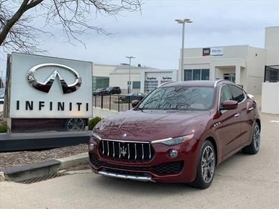 Maserati Levante 2017 a la venta en Dayton, OH
