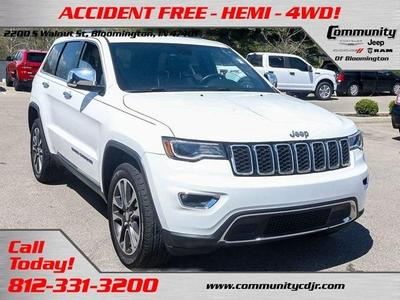 Jeep Grand Cherokee 2018 for Sale in Bloomington, IN