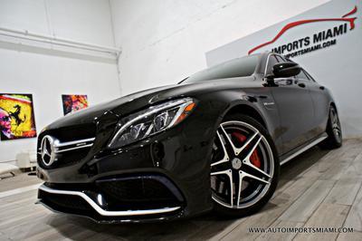 Mercedes-Benz AMG C 2016 for Sale in Fort Lauderdale, FL