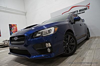 2015 Subaru WRX Limited for sale VIN: JF1VA1G61F9830614