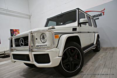 Mercedes-Benz G-Class 2013 for Sale in Fort Lauderdale, FL