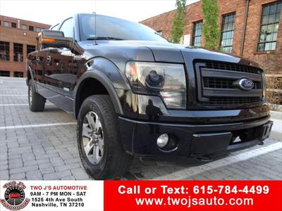 2013 Ford F-150 FX4 for sale VIN: 1FTFW1ET0DKE92606