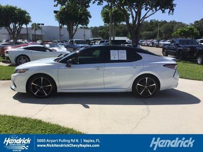 Toyota Camry 2018 for Sale in Naples, FL