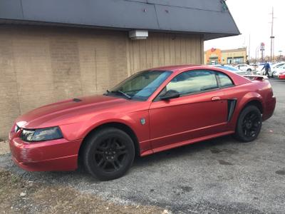 2002 Ford Mustang GT for sale VIN: 1FAFP40432F191340