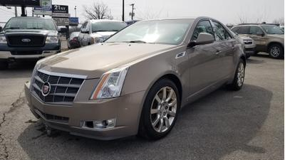 2008 Cadillac CTS  for sale VIN: 1G6DT57V180172169