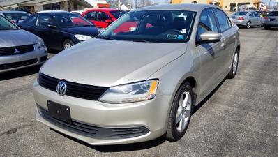 2012 Volkswagen Jetta TDI for sale VIN: 3VW3L7AJ6CM454871