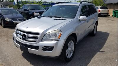 2007 Mercedes-Benz GL-Class GL 450 4MATIC for sale VIN: 4JGBF71E07A199979