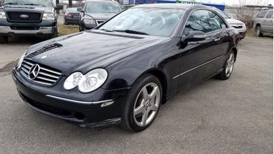 2005 Mercedes-Benz CLK-Class 500 for sale VIN: WDBTJ75J25F131650
